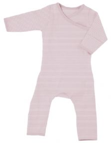 All in one sleepsuit Pink